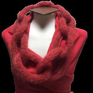 Schakel kol-sjaal-ketting