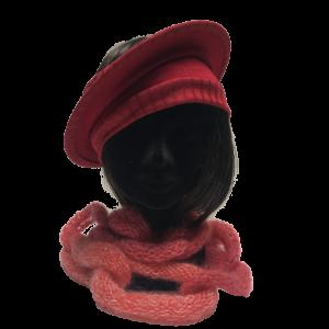 Multifunctioneel hoedje/ hoofdband